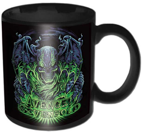 Avenged Sevenfold- Dare To Die coffee mug
