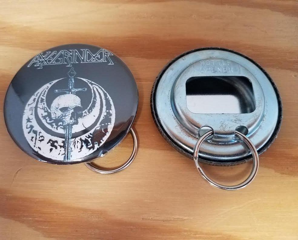 Axegrinder- Skull bottle opener
