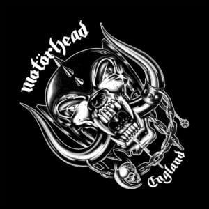 Motorhead- England (Large Snaggletooth) bandana