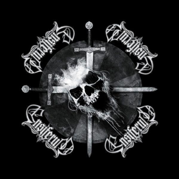 Ensiferum- Skull bandana