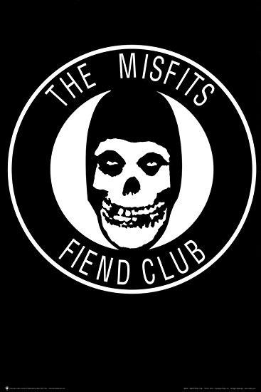 Misfits- Fiend Club Poster (D14)