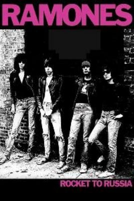 Ramones- Rocket To Russia poster (B1)