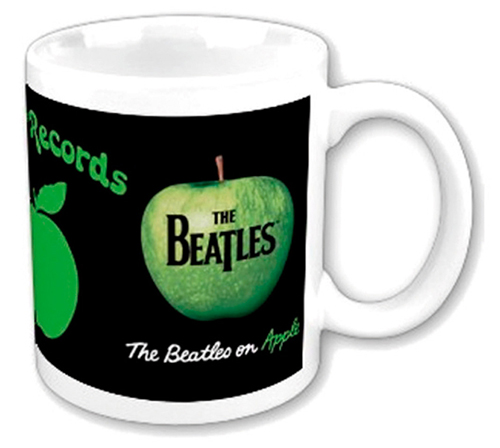 Beatles- Apple coffee mug