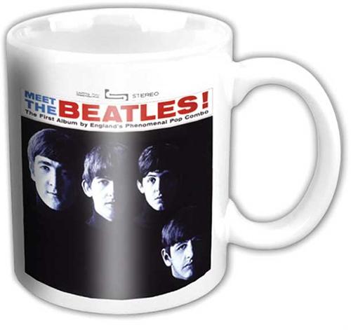 Beatles- With The Beatles coffee mug