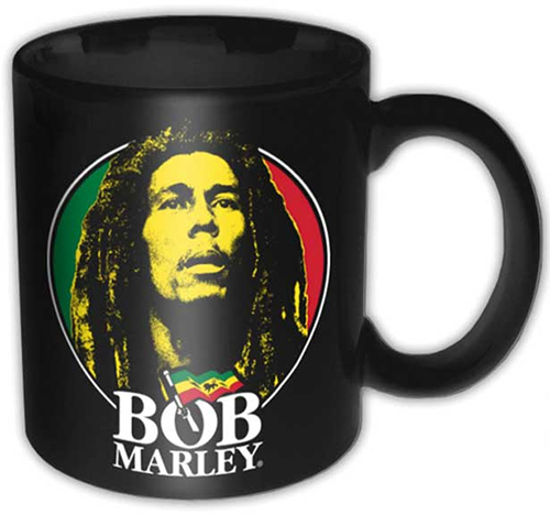 Bob Marley- Face coffee mug