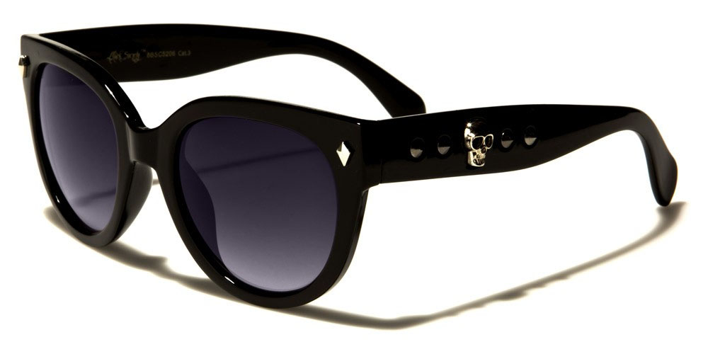 Black Society Womens Sunglasses (Various Colors)