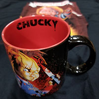 Childs Play- Chucky, Friends Til The End 20oz Jumbo Mug