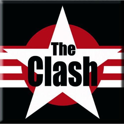 Clash- Military Logo magnet