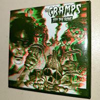 Cramps- Off The Bone magnet