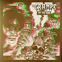 Cramps- Off The Bone magnet