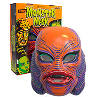Creature From The Black Lagoon Mask (Orange)