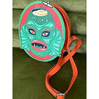 Swamp Creature Tiki Mug Bag by Oblong Box Shop
