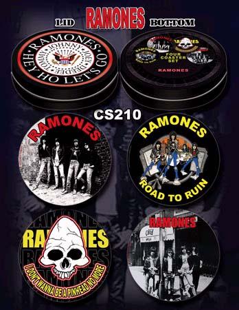 Ramones coaster set