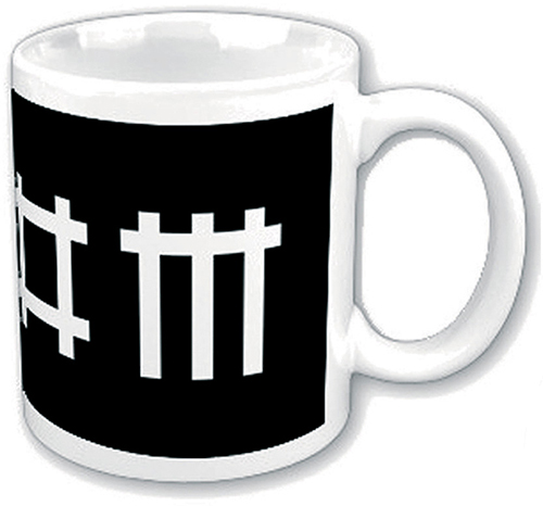 Depeche Mode- Logo coffee mug