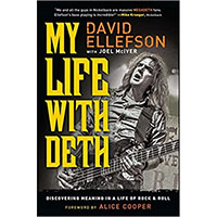 My Life With Deth (Book by David Ellefson)