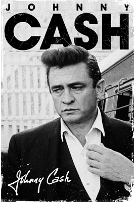 Johnny Cash- Signature poster