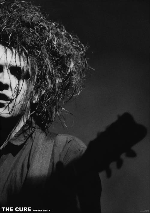 Cure- Robert Smith poster (A1)