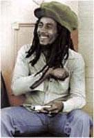 Bob Marley- Sitting Pic Poster