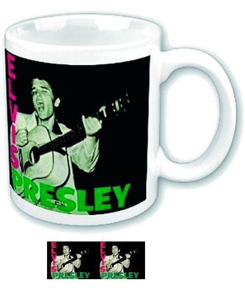 Elvis Presley- Album Cover coffee mug