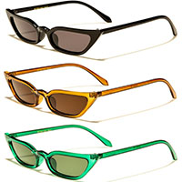 Cat Eye Sunglasses (Various Colors!)