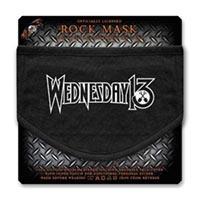 Wednesday 13 Facemask (UK Import)
