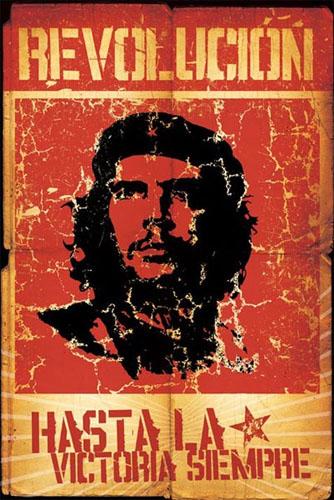 Che Guevara- Revolucion poster (Sale price!)