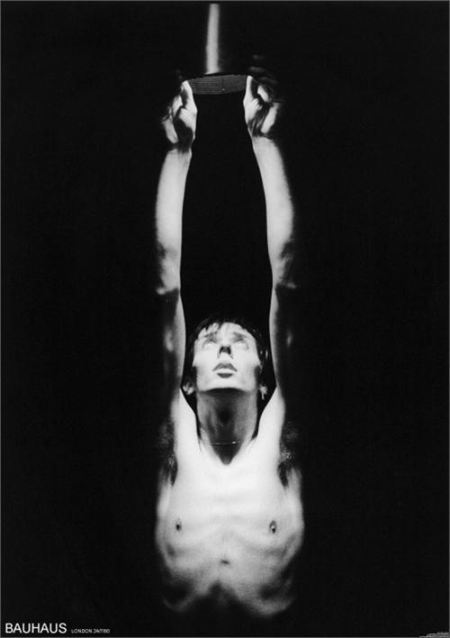 Bauhaus- Peter Murphy poster