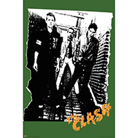 "Clash- First Album Cover poster (Giant Size- 40""x55"")"