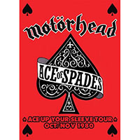 """Motorhead- Ace Of Spades poster (Giant Size- 40""""x55"""")"""