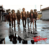 "Warriors- Gang poster (Giant Size- 40""x55"")"
