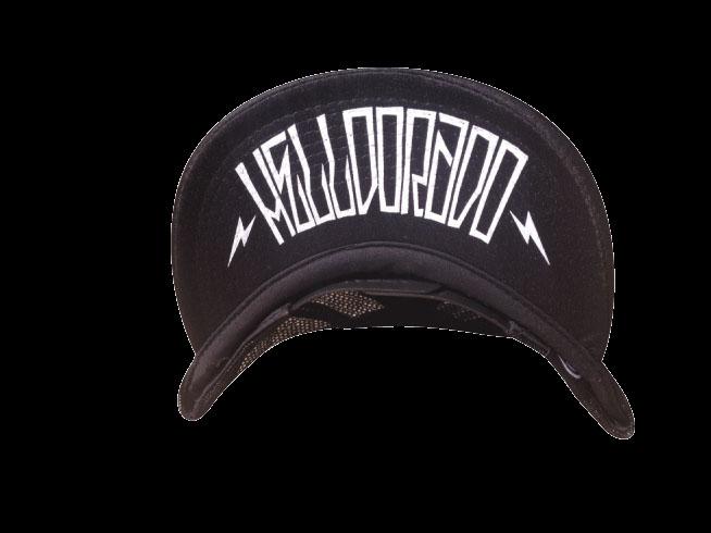 Surf Punk Trucker Hat by Helldorado Brand (Sale price!) da59e340b7c