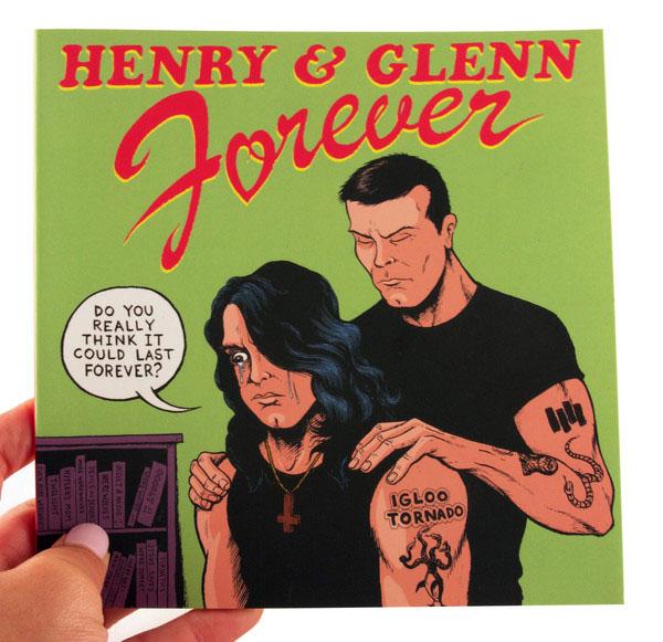 Henry & Glenn Forever (Book)
