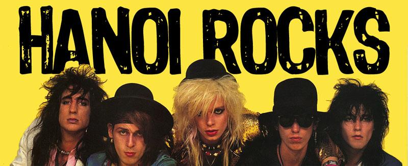 Hanoi Rocks Kappaleet