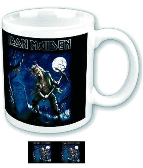 Iron Maiden- Benjamin Breeg coffee mug
