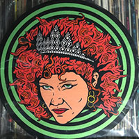 Poison Ivy Inspired Slipmat by Mood Poison