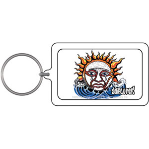 Sublime- Sun Lucite Keychain