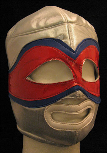 Lucha Libre Wrestling Mask- Kato Kung Lee (Sale price!)