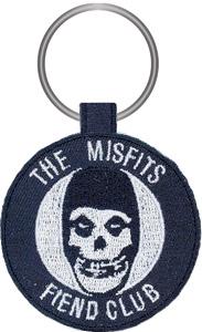 Misfits- Fiend Club Embroidered keychain