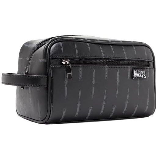 Kustom Kreeps Switchblade Toiletry /Grooming Bag by Sourpuss