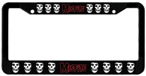 Misfits licence plate frame