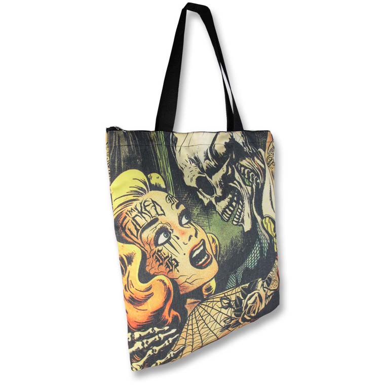 Horror Tote by Liquorbrand