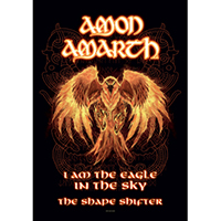 Amon Amarth- Eagle Fabric Poster/Wall Tapestry