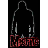 Misfits- Silhouette magnet