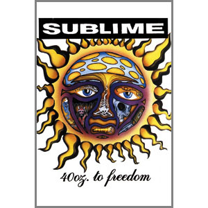 Sublime- Sun magnet