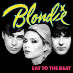 Blondie- Eat To The Beat magnet