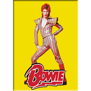 David Bowie- Pose magnet