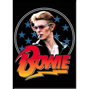 David Bowie- Stars magnet
