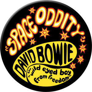 David Bowie- Space Oddity magnet
