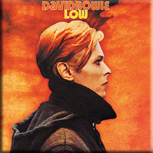 David Bowie- Low magnet