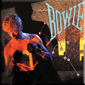 David Bowie- Let's Dance magnet